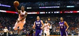 Balanced Suns shoot way past Cousins-less Kings