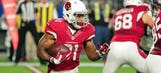 Cardinals RB David Johnson dealing with sprained toe