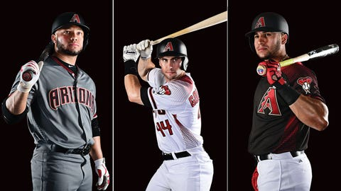 D-backs show off edgy new threads