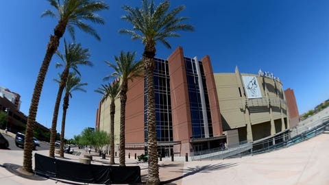 Coyotes looking for new home