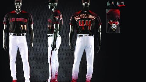 Diamondbacks Hispanic Heritage uniform