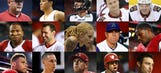 Arizona sports year in review: 15 faces of 2015