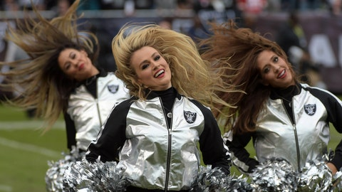 NFL cheerleaders: Week 13