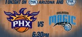 Suns vs. Magic, 6:30 p.m., streaming live on FOX Sports GO