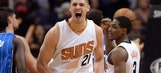 Tyson Chandler is back, but Alex Len has remained the starter