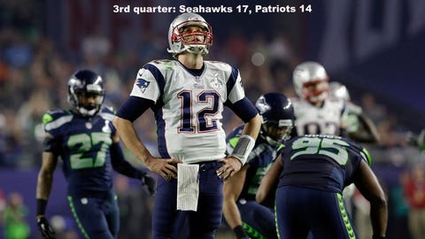 Another pick from Brady