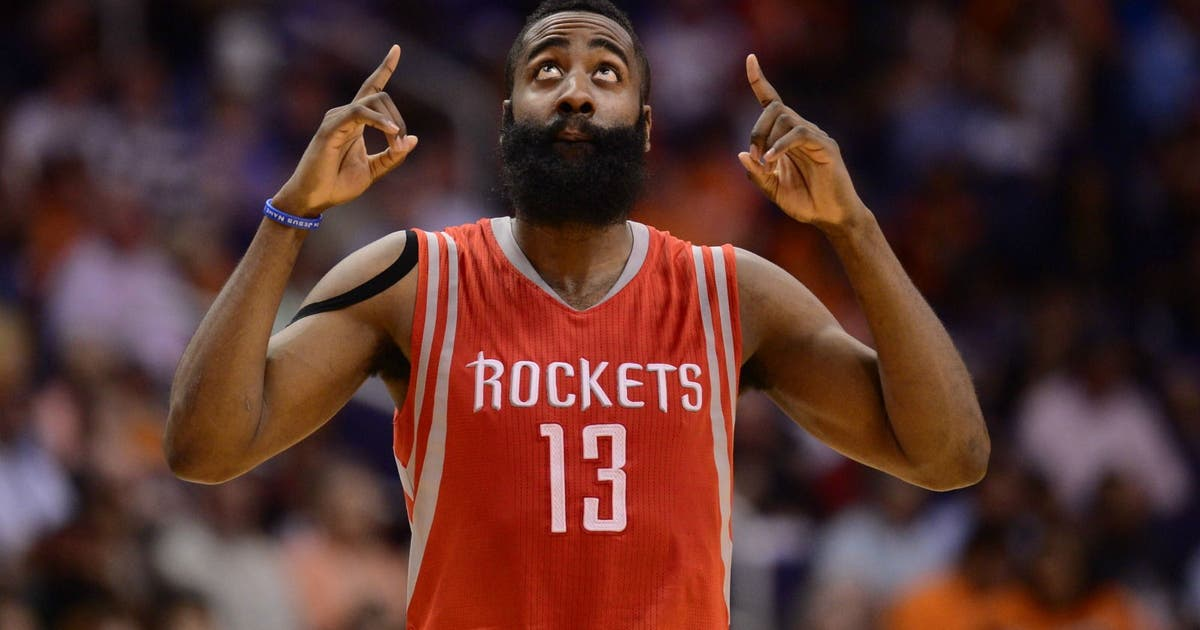 07252aa29fc6 Does this James Harden bobblehead look anything like him  You decide ...