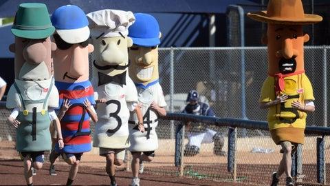 Spring home: Maryvale Baseball Park