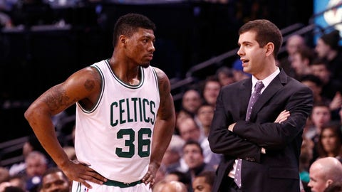 Coach of the Year: Brad Stevens, Celtics