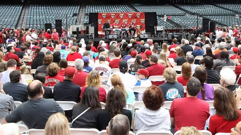 D-backs Fan Fest 2015