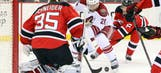 Coyotes shut out in sixth consecutive loss