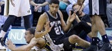 The Starting Five: Spurs enduring rough ride on rodeo circuit