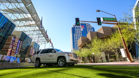 Downtown Phoenix's Super Bowl transformation