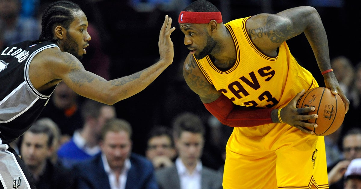 Here's why LeBron James should leave the Cavaliers for the San Antonio Spurs   FOX Sports