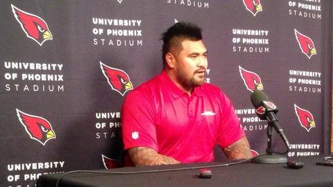 Guard: Mike Iupati, Arizona Cardinals
