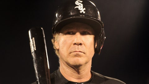 Ferrell with the White Sox