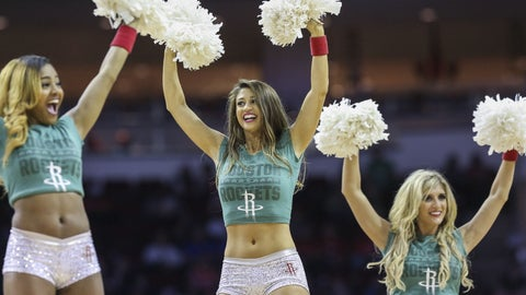 NBA dancers gallery