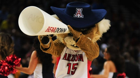 Arizona vs. Texas Southern