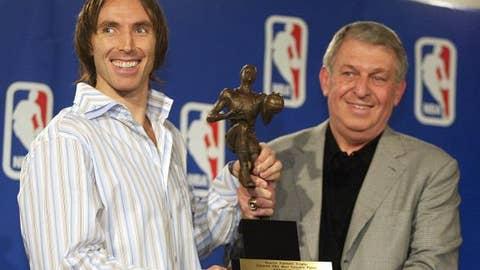 2005-06, Steve Nash