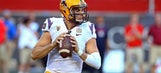 ASU, Bercovici aware QB situation is no bed of roses