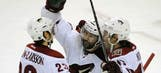 Gagner lifts Coyotes by Sabres in OT
