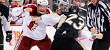 Three third-period goals sink Coyotes in Pittsburgh
