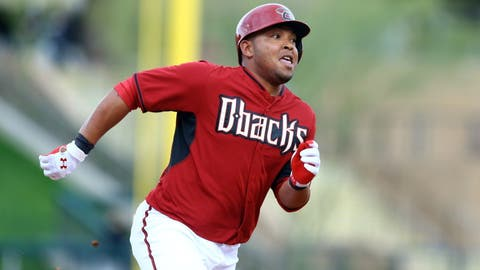 Yasmany Tomas, OF, Diamondbacks