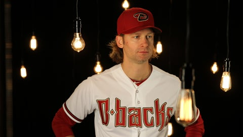 Pitcher Bronson Arroyo