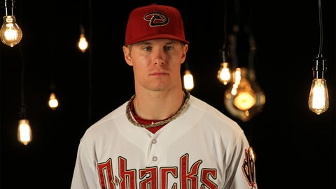 Pitcher Chase Anderson