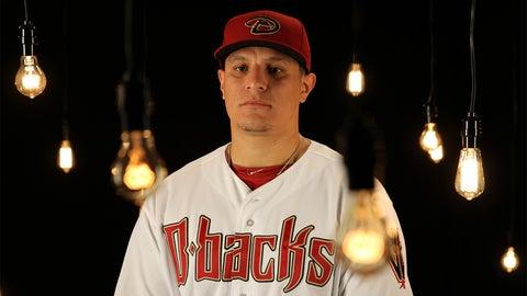 Pitcher David Hernandez