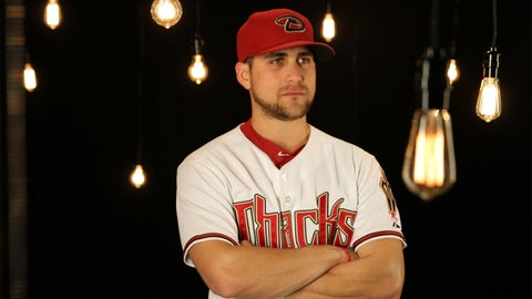 Outfielder Ender Inciarte