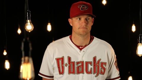 Pitcher Matt Reynolds