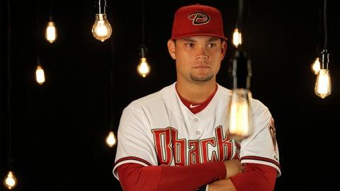 Catcher Oscar Hernandez