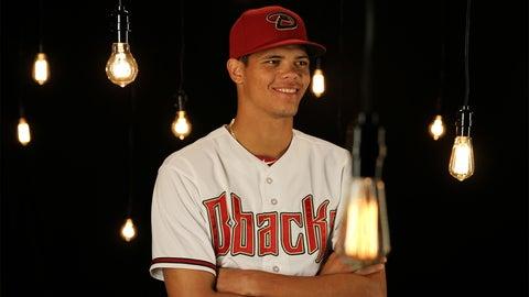 Pitcher Yoan Lopez