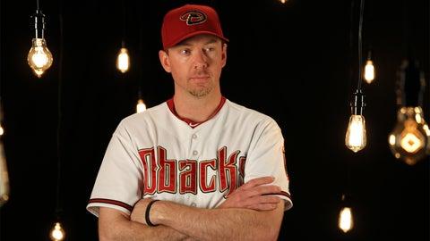 Pitcher Brad Ziegler