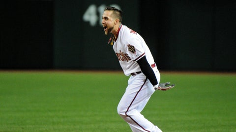 Inciarte's streak shows batting versatility