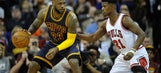 LeBron: 'I made myself very small' on final play in loss to Bulls