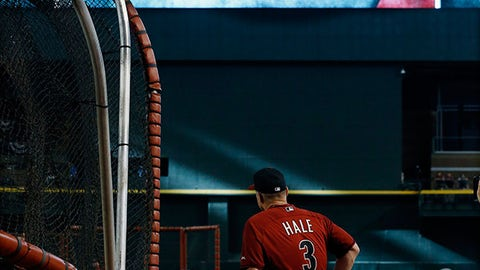 D-backs Opening Day 2015