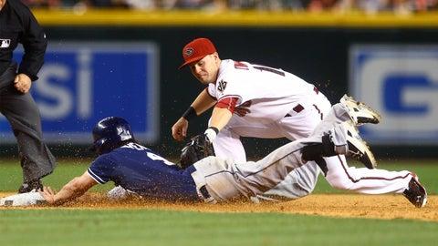May 8: D-backs vs. Padres