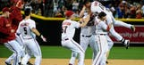 Hot Ahmed wins it for D-backs with single in 13th