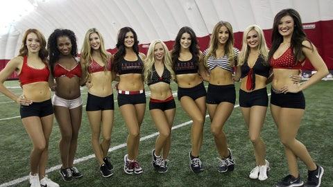 Cardinals cheerleaders tryouts