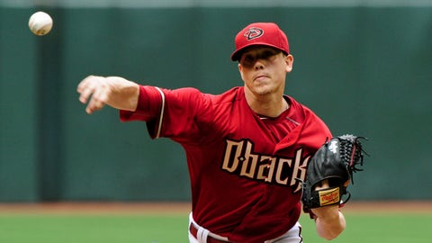 Diamondbacks (27-31) at Dodgers (34-25)
