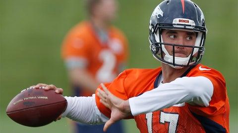 Broncos QB Brock Osweiler, $879,170