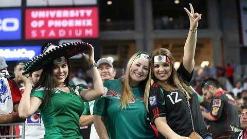 Mexico vs. Guatemala