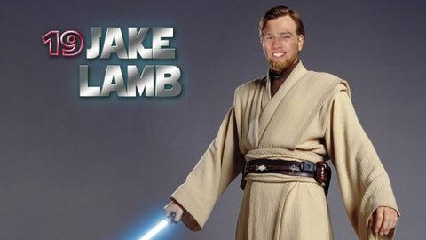 D-backs on Star Wars Night