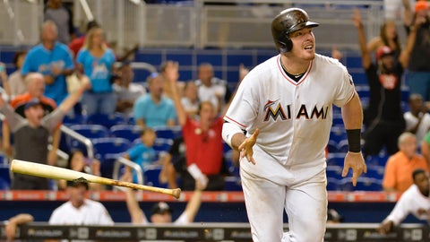 Wounded Marlins