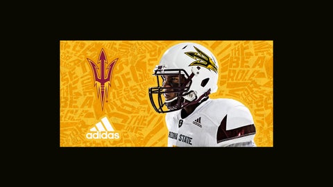 ASU reveals new uniforms