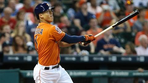 Correa crushes Yanks