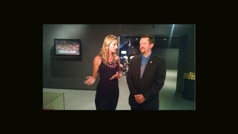 FOX Sports Arizona visits Cooperstown