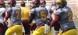 Todd Graham impressed with Sun Devils' physicality at camp